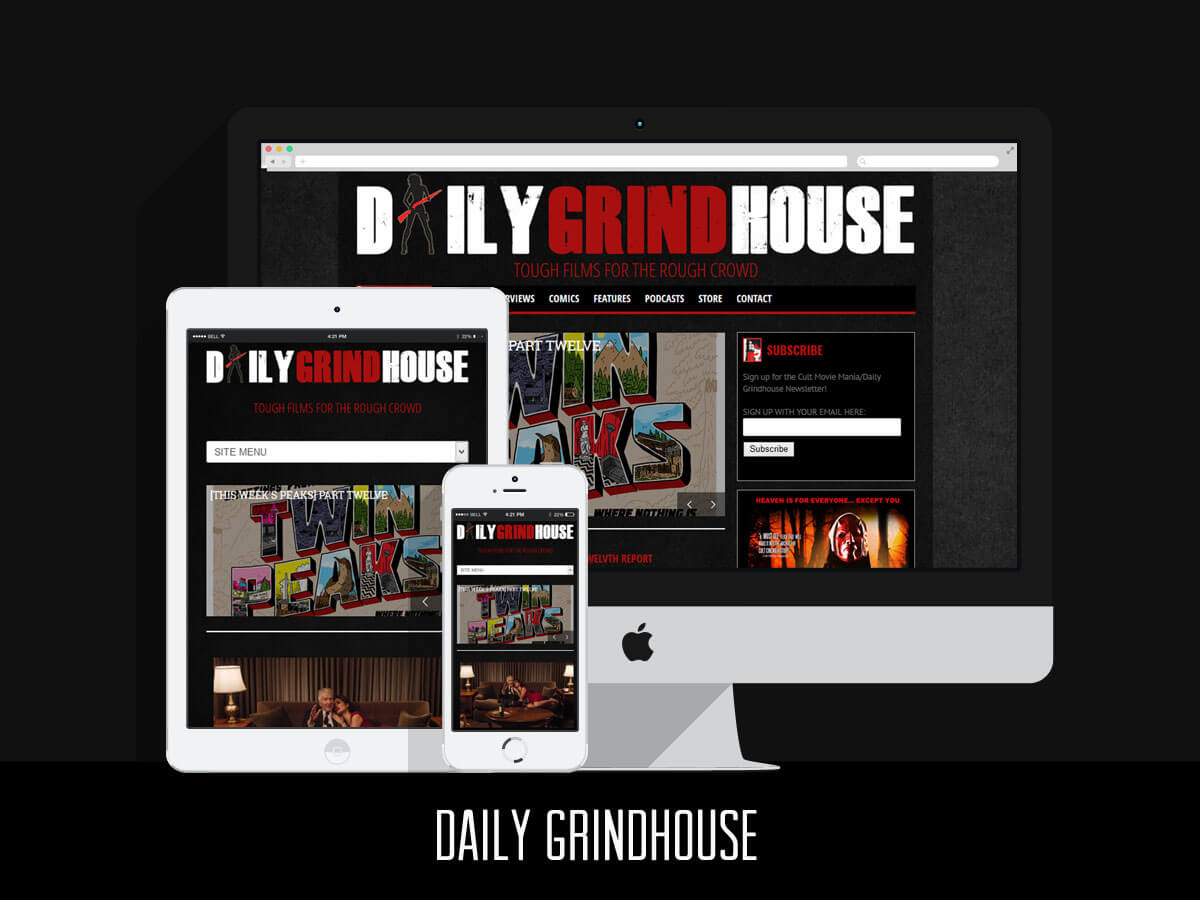 Daily Grindhouse