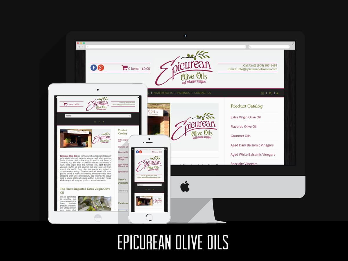 Epicurean Olive Oils