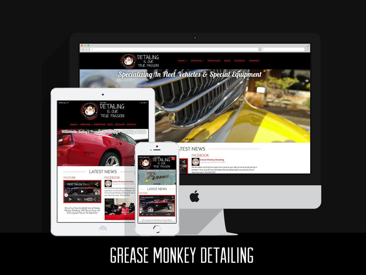 Grease Monkey Detailing